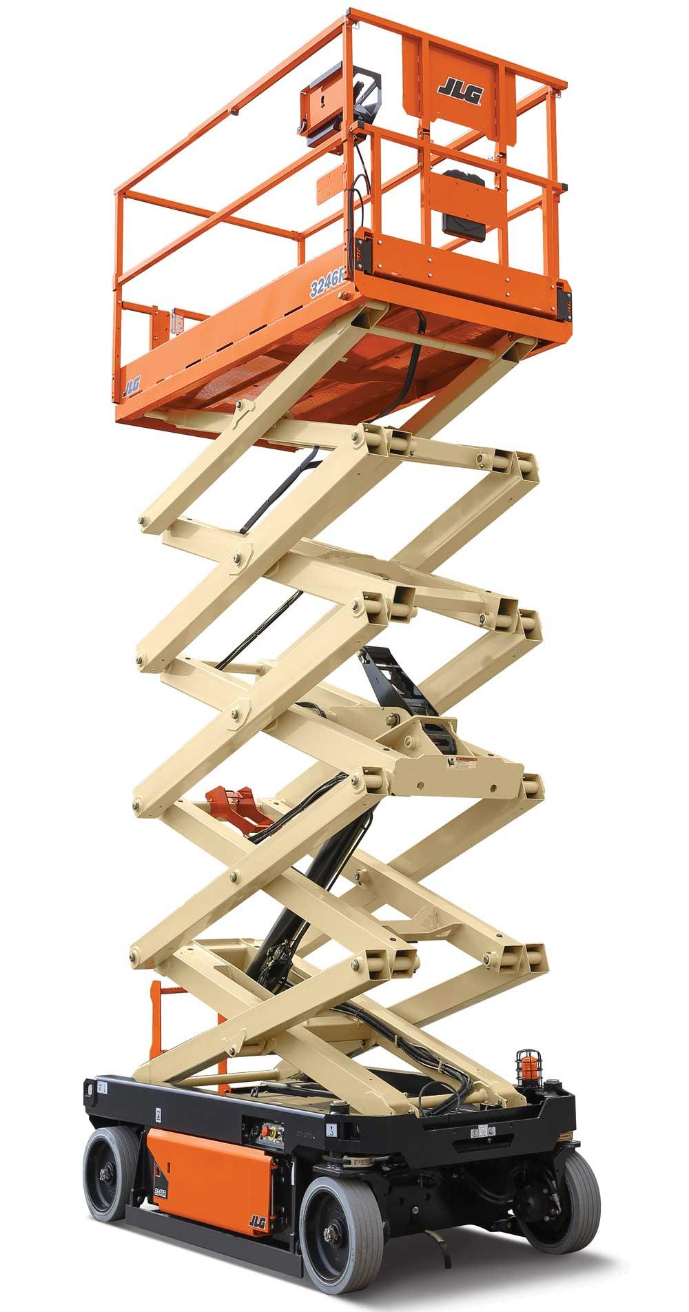 JLG 3246R scissor lift
