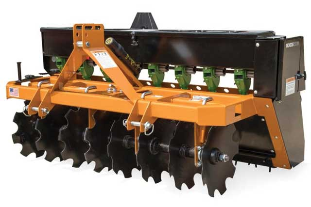 Woods Equipment Compact Super Seeder