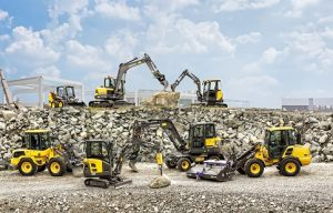 Volvo CE Reflects on How Compact Machines Make a Difference in Real-Life Applications