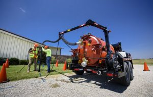 New Ditch Witch HX30G Vacuum Excavator Delivers Big Power in Low-Profile Package