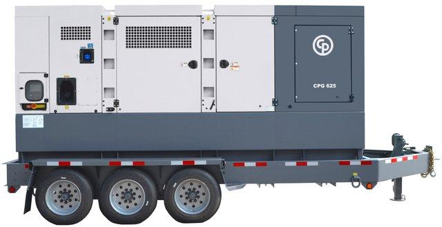 CPG_625_2 Chicago Pneumatic generator