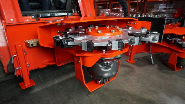 Eterra Attachments Releases Cool New Stump Grinder Attachment