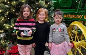 Friday Fun: Join the cheer at the John Deere Tractor & Engine Museum's Holiday Celebration this weekend (Sat., Dec. 7)
