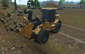 Friday Fun: Dig this New Wheel Loader Simulator Training Pack from CM Labs