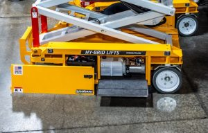 Hy-Brid Lifts Introduces LeakGuard System on Its MEWPs for Surface Protection