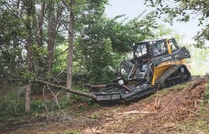 John Deere Makes Clearing Challenging Ground Conditions Easy With New Rotary Cutters