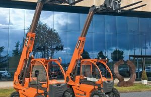 JLG Announces Plans to Introduce New SkyTrak Ultra Compact Telehandler in Partnership with AUSA