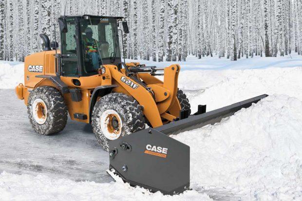 Winter Wheel Loader Maintenance Tips