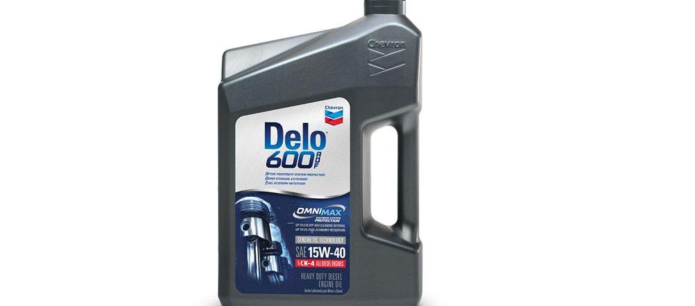Chevron Delo 600