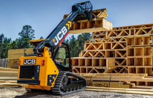 JCB Adds New Telescopic Compact Track Loader to Teleskid Range