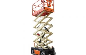 Elevate your work station with these top scissor lift models from JLG to Genie