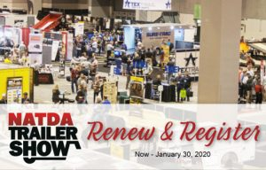 Registration for the 2020 NATDA Trailer Show Is Now Live