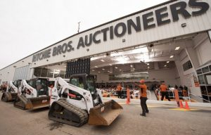 Ritchie Bros. to Hold Las Vegas Auction During CONEXPO-CON/AGG