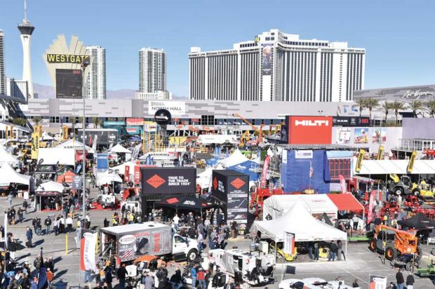 World of Concrete Is This Week, and Here Is the Must-See Compact Equipment at the First Big Show of 2020