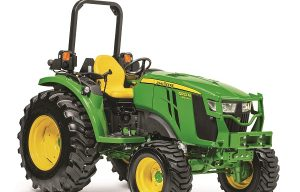 John Deere Launches New 4M Heavy-Duty Compact Utility Tractor
