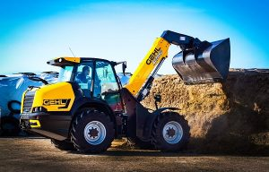 Gehl Introduces the ALT950 Telescopic Articulated Loader at the National Farm and Machinery Show