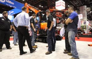 Photo Collage: American Rental Association Hosted Local Trade/Tech Students Last Week at The ARA Show, Promoting Skilled Labor