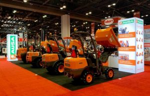 Spanish Equipment Expert AUSA Shows Commitment to US Market By Attending Two Big Tradeshows in Early 2020