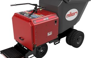 Allen Engineering Introduces New Fully Electric Wheel Buggy