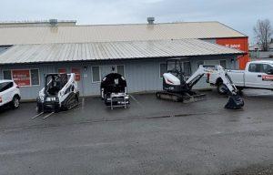 Bobcat Company introduces new authorized dealer in Bellingham, Washington