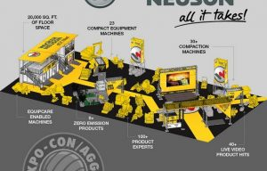 CONEXPO: Wacker Neuson Announces Music Fest Layout at the Show, ALL ACCESS TOUR theme and a TECHNO Stage