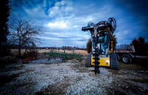 Holey Attachments: Danuser to Introduce New EP Auger System for the Construction Industry