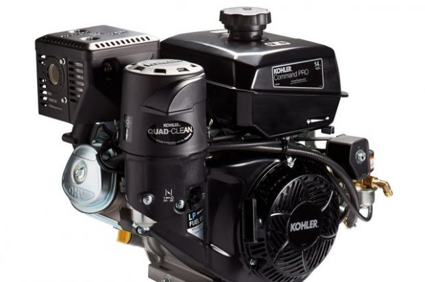KOHLER Expands Command PRO Engine Lineup, Adds New Low-Emission, EFI Propane Variant