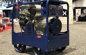 Makinex Introduces World's Smallest 23kW 480V 3-Phase Generator