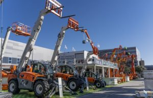 Snorkel Highlights Its Rough Terrain Lifts at World of Concrete This Week