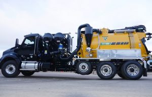 Vermeer Corporation introduces new line of high-capacity, truck-mounted vacuum excavators