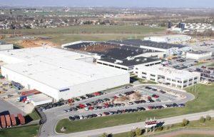 Volvo Construction Equipment's American Home Base in Pennsylvania Becomes a Zero Landfill Facility