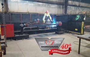 Worksaver Celebrates 40th Anniversary