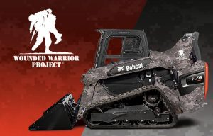 Doosan Bobcat Joins Forces with Wounded Warrior Project and Bombas to Improve Lives and Serve Vets