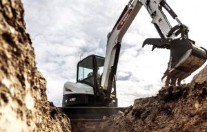 Dig It: Bobcat Introduces R2-Series Compact Excavators with New Design, Performance and Comfort Enhancements