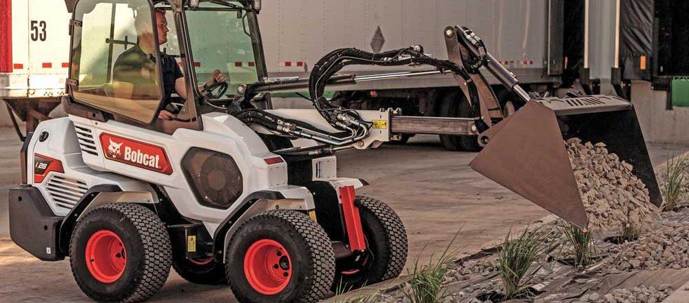 Bobcat I28 wheel loader