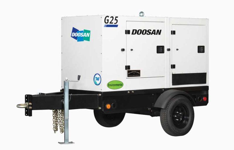 Doosan Portable Power Intelligent Load Management System