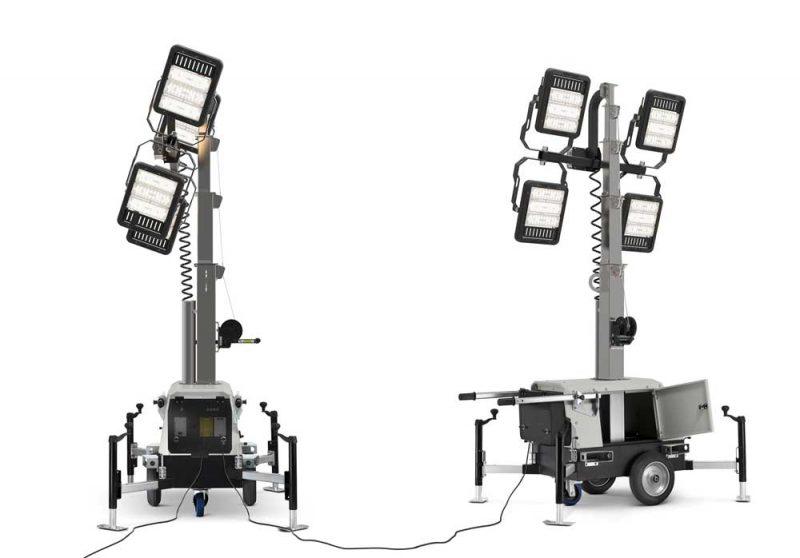 Generac Mobile's LinkTower