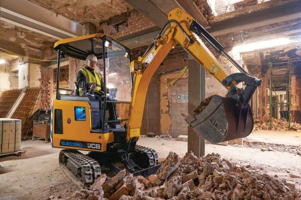 Electric Excavators: Detailing the Variety of Diesel Alternative Units in the Marketplace