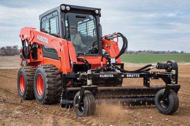 Rework Nature: With These Top Landscaping Attachments for Skid Steers and Track Loaders