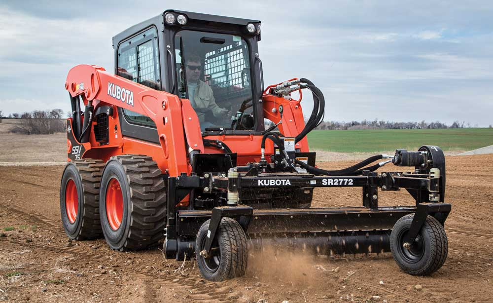 Rework Nature With These Top Landscaping Attachments For Skid Steers And Track Loaders Compact Equipment
