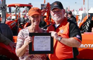 Honoring Our Nation's Veterans: Kubota Goes Big in 2020