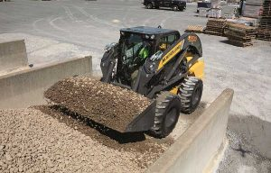 New Holland launches new 300 Series skid steer and compact track loaders