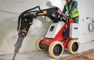 More Details on Toro's Electric-Powered e-Dingo 500 Compact Utility Loader