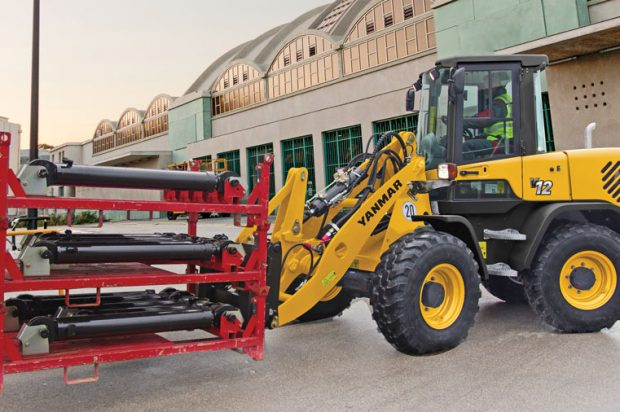 More Than Just a Loader: Specialty Buckets, Grapples, Forks and Snow Tools Top Compact Wheel Loader Attachments
