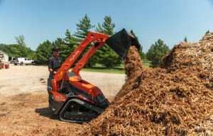 Kubota Enters Stand-On Compact Tool Carrier Market, Unveils New SCL1000 at CONEXPO