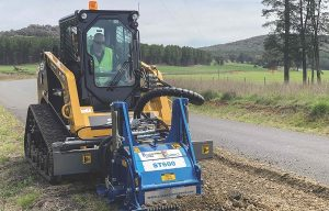 Loegering Power Attachments Introduces ST Series
