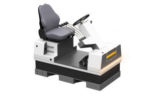 CONEXPO 2020: Serious Labs Unveils Universal Motion Base for  Virtual Reality Heavy Equipment Simulators