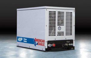 American Eagle Introduces 40P Air Compressor at CONEXPO