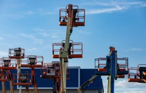 Learn How ANSI Safety Standards Are Changing Mobile Elevating Work Platforms (MEWPs)