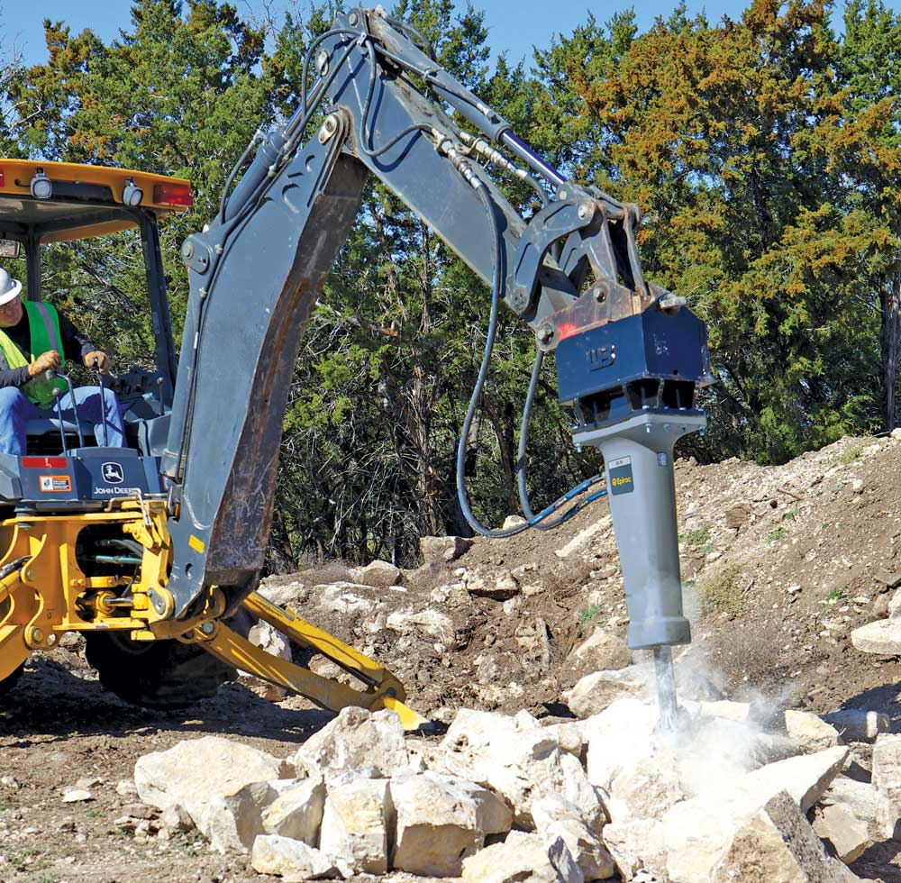 Epiroc ES Hydraulic Breakersr